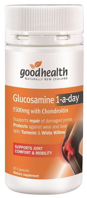 Good Health Products Glucosamine 1 A Day