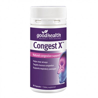 Good Health Products Congest X
