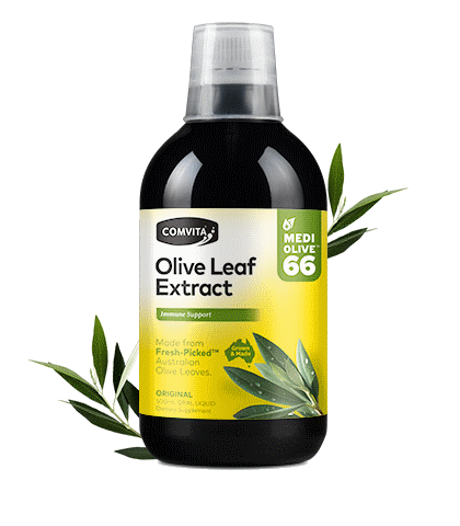 Comvita Olive Leaf Natural 500ml