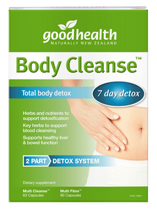 Good Health Product Body Cleanse Kit