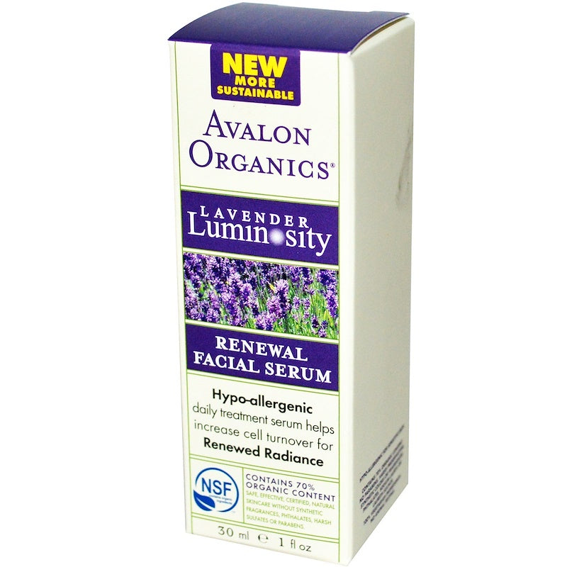 Avalon Lavender Facial Serum