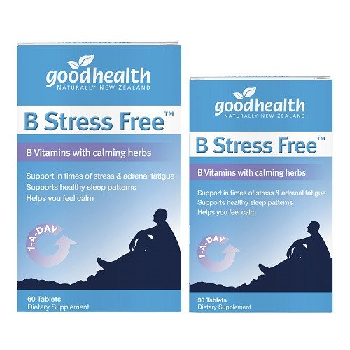 Good Health Products B Stress Free