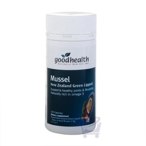 Good Health Products Green  Mussel