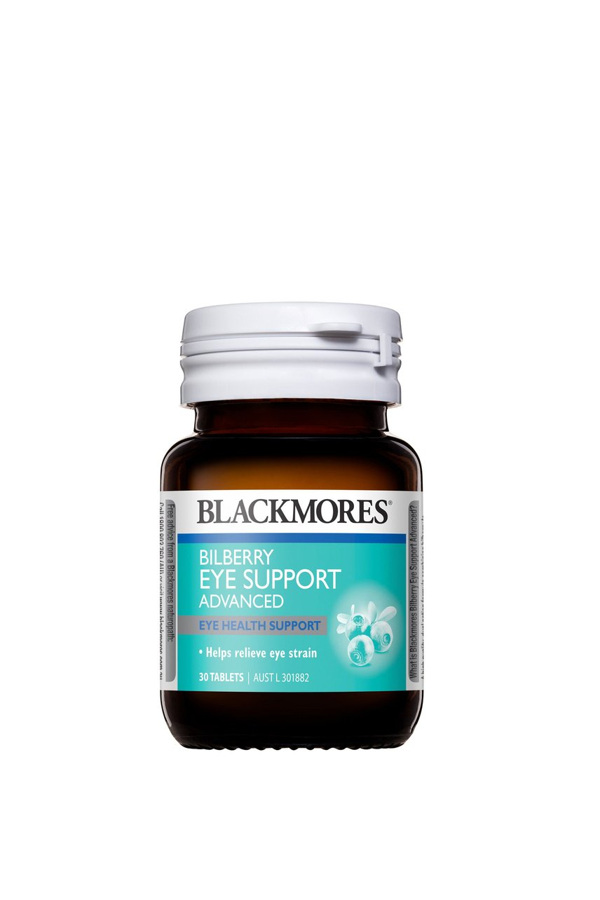 Blackmores Bilberry Support (30s)