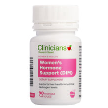 Load image into Gallery viewer, Clini Women's Hormone Support (DIM) 90 Caps