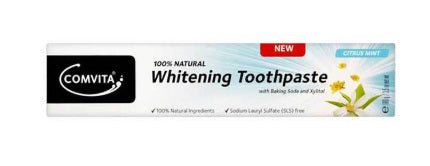 Comvita Whitening Toothpaste 100% natural