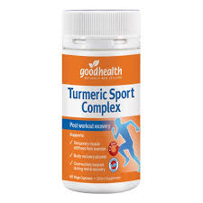 Good Health Products Turmeric Sport Complex