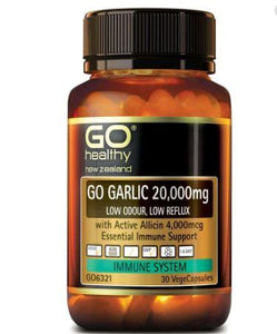 Go Healthy Go Garlic 20,000