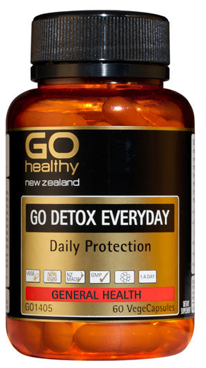 Go Healthy Go Detox Everyday