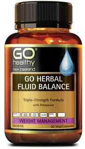 GO Herbal Fluid Balance 60 Vcap