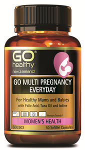 Go Healthy Go Multi Teen