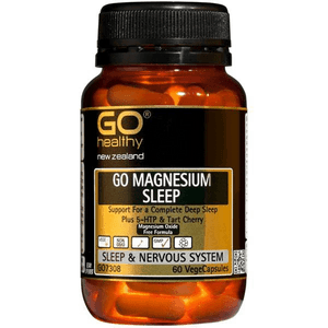 Go Magnesium Sleep 60's
