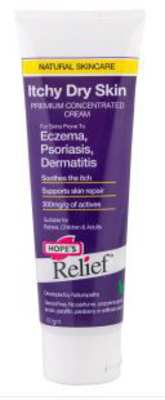 Hopes Relief Itchy Dry Skin