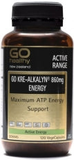 Go Healthy Go Kre-Alkalyn 860mg Energy