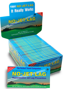 Homeopathic: No-Jet-Lag