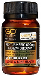 Go Healthy Go Turmeric 600mg