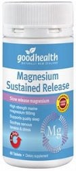 Good Health Products Magnesium Sustained Release