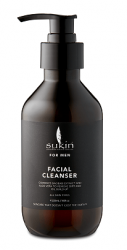 Sukin Mens Face Cleanser