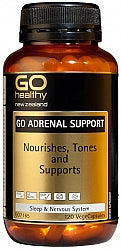 Go Healthy  Go Adrenal Support