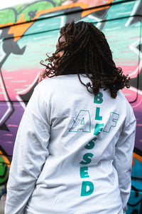 YUAF Design - Long Sleeve - White