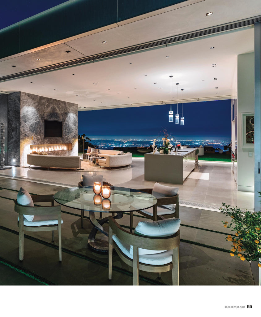 The Robb Report - April 2021 Issue