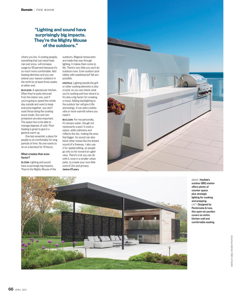 The Robb Report- April 2021 Issue
