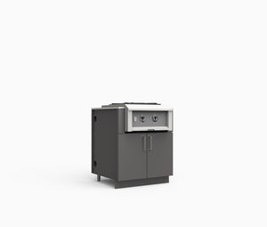 Side and Power Burner Cabinets