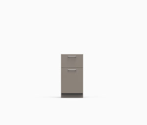 Pull-out Refuse Cabinet with Single Drawer