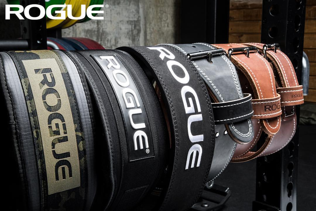 Rogue Lifting Belts
