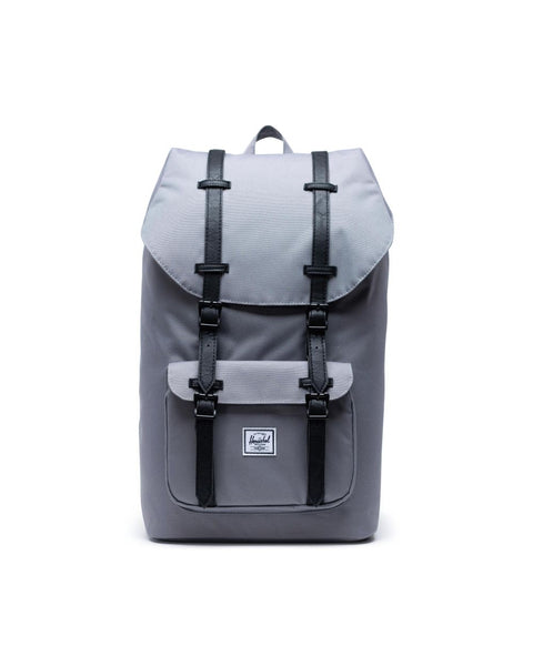 Herschel Little America Backpack (Raven Crosshatch/Black)