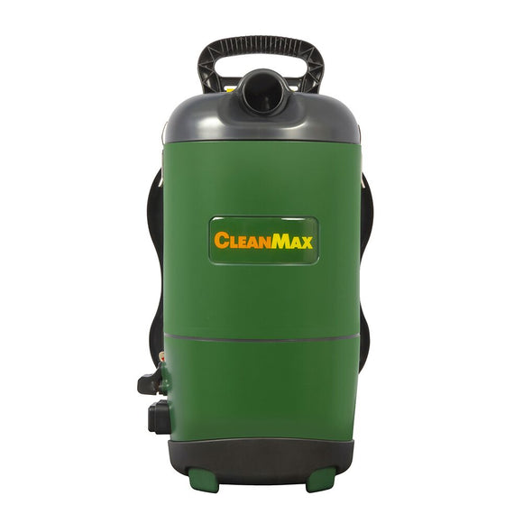 CleanMax 6 Qt. Lightweight Commercial Backpack Vacuum CMBP-6.2