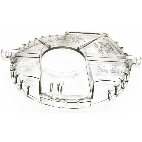 Sanitaire 137701 Fan Chamber Cover, Clear
