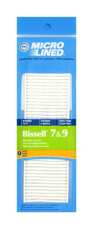 Bissell Replacement Style 7/9 Exhaust HEPA Filter