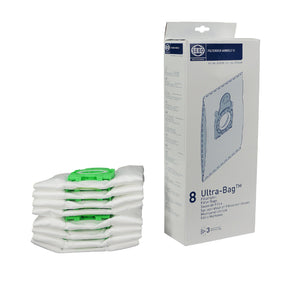 Filter Bag Box AIRBELT E (1 pc), 8 three-layer Ultra Bags with caps, 8300AM