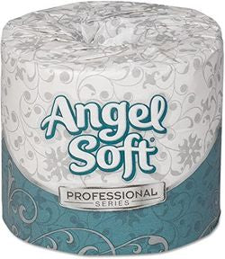 Angel Soft Professional Series® 2-Ply Toilet Paper, 450 Sheets, 80 Rolls