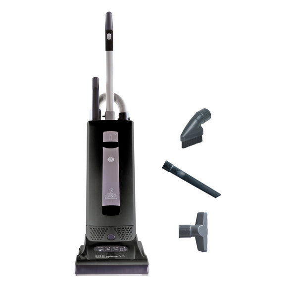 Automatic X7 Premium Upright Vacuum 91543AM, Graphite