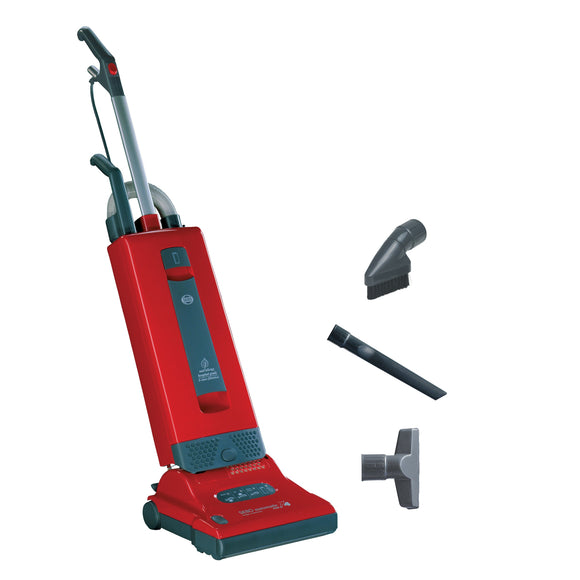 Automatic X7 Upright Vacuum 91503AM, Red
