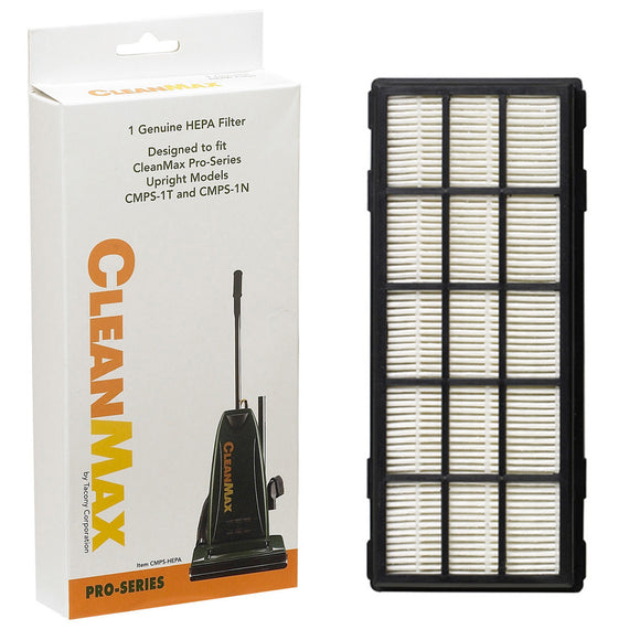 CleanMax HEPA Filter for Pro Series Uprights, CMPS-HEPA