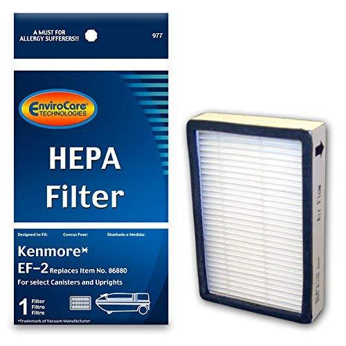 Kenmore Replacement EF-2 HEPA Filter, F977