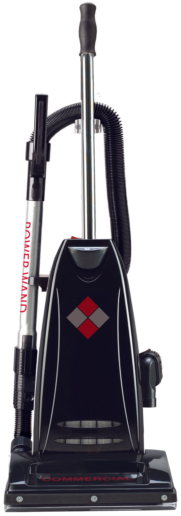 Heavy-Duty Commercial Upright with Ready-to-Use Power Wand and HEPA Filtration