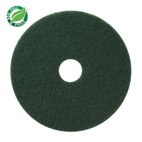 Facet Green Scrubbing Pads 16