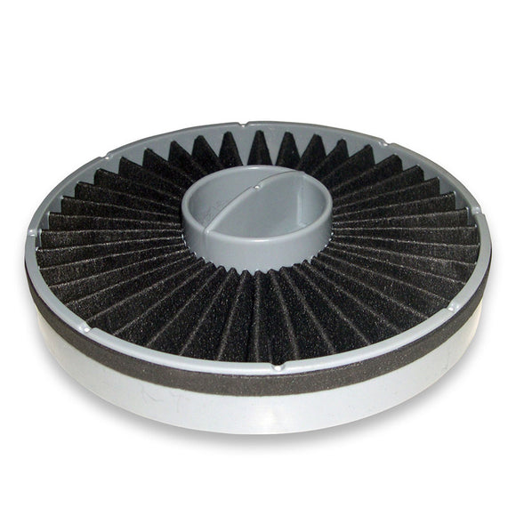 Hoover 59157014 Pleated Round Filter, Elite Rewind