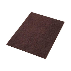 "Facet Maroon Conditioning Thin Line Pad 16"", 10/cs"