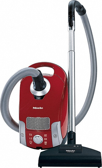 Miele Compact C1 HomeCare PowerLine, Ruby Red - SCAE0