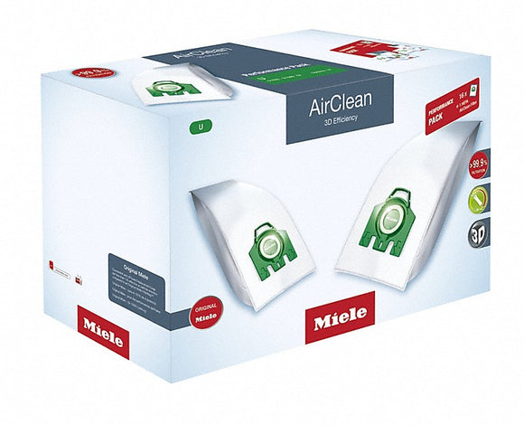 Performance Pack AirClean 3D Efficiency U + HA30