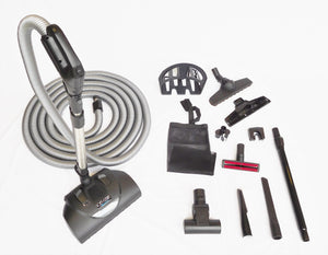 Villa Collection with Soft Clean Central Vacuum Kit, 30' Hose