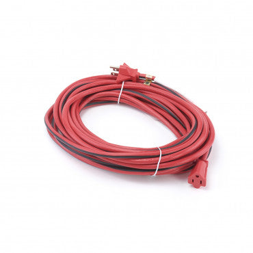 Facet A434-1430C 16-3 Gauge Extension Cord 40 Feet, Red