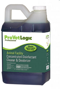 Animal Facility Concentrated Disinfectant Cleaner & Deodorizer, 1/2 Gallon