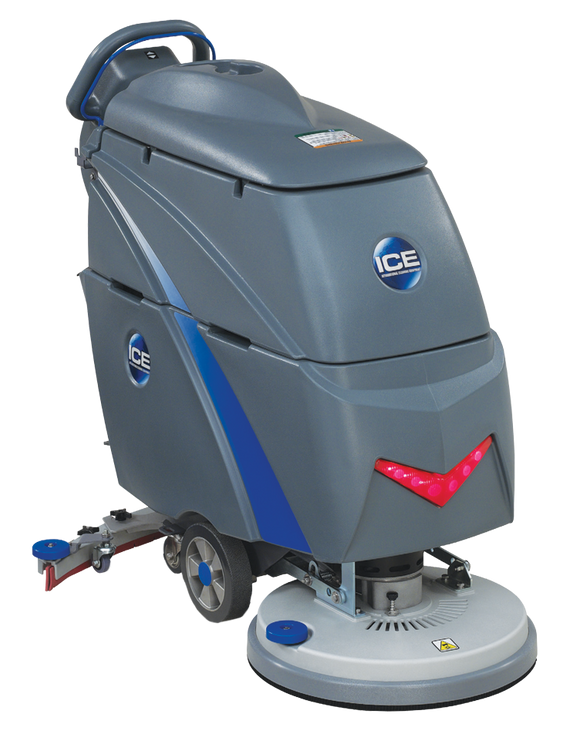 i20NBT Walk-Behind Traction-Drive Auto Scrubber