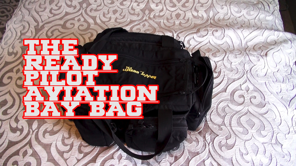 PILOT BUG OUT BAG